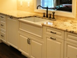 Farmhouse sink decorative
